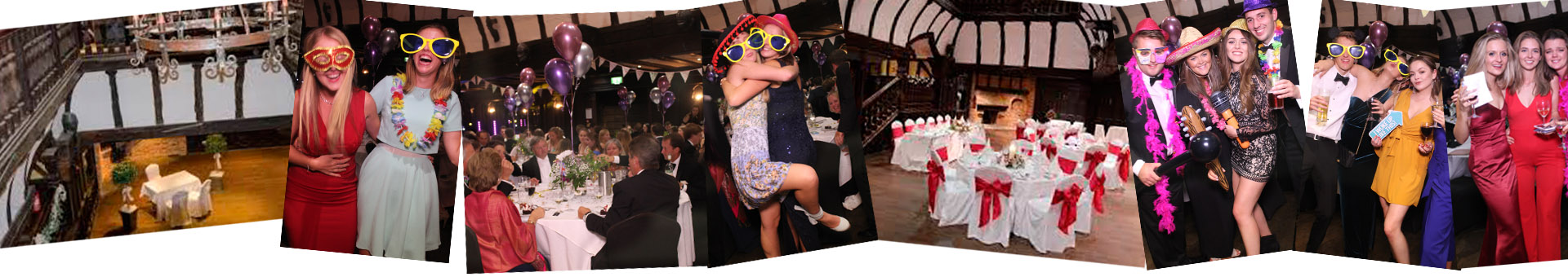 Photo booth hire at Pine Ridge Golf Club in Camberley, Surrey