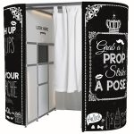 Prom photo booth hire in surrey