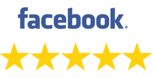 image of 5 star facebook reviews for Animation Events
