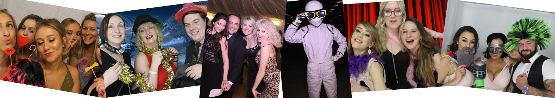 images from photo booths hired in Surrey