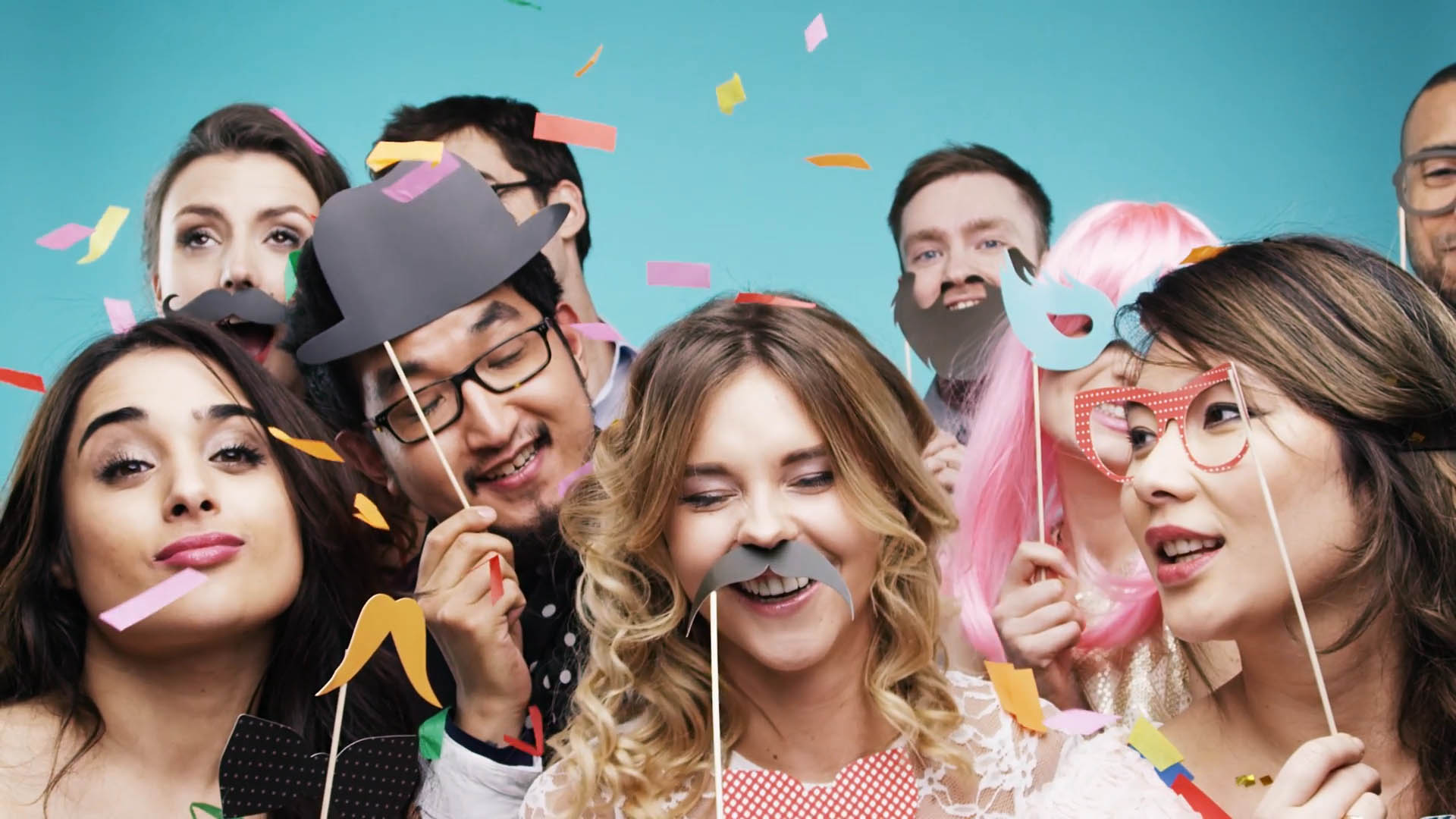 Animation Events Photo Booth Hire