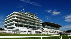 Epsom downs and racecourse