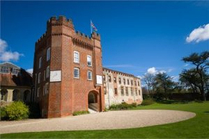Image of Farnham Castle, a great wedding venue in Surrey