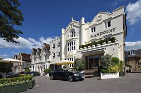 Image of the Mandolay hotel in Guildford