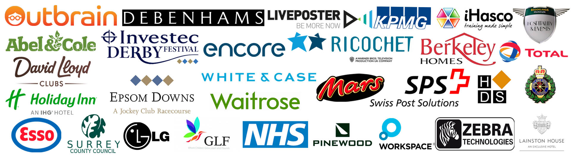 Our Clients Logo