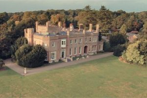 Nonsuch Mansion a great wedding venue suitable for photo booth hire in Surrey