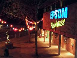 Epsom Playhouse in Surrey