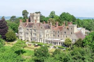 Image of Nutfield Priory in Surrey