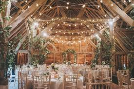 Image of wedding at Gildings Barn